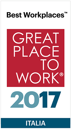 Classifica Best Workplaces Italia