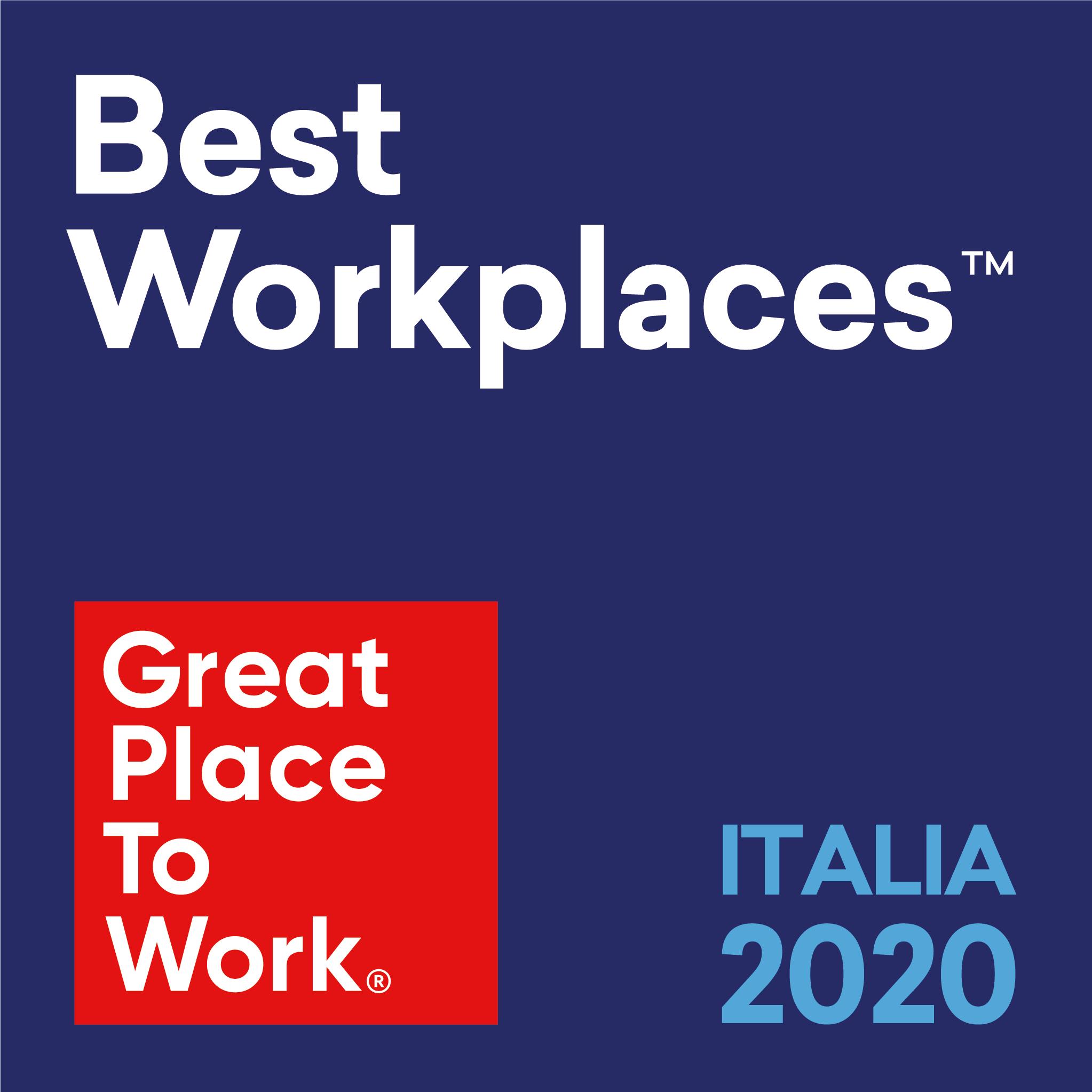 Evento Best Workplaces Italia