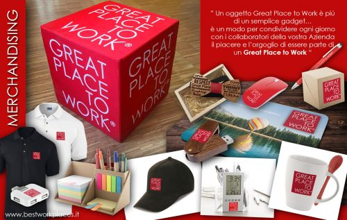 Merchandising GPTW